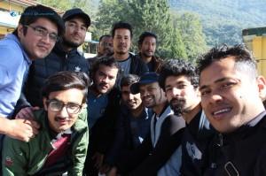 8. Group Selfie