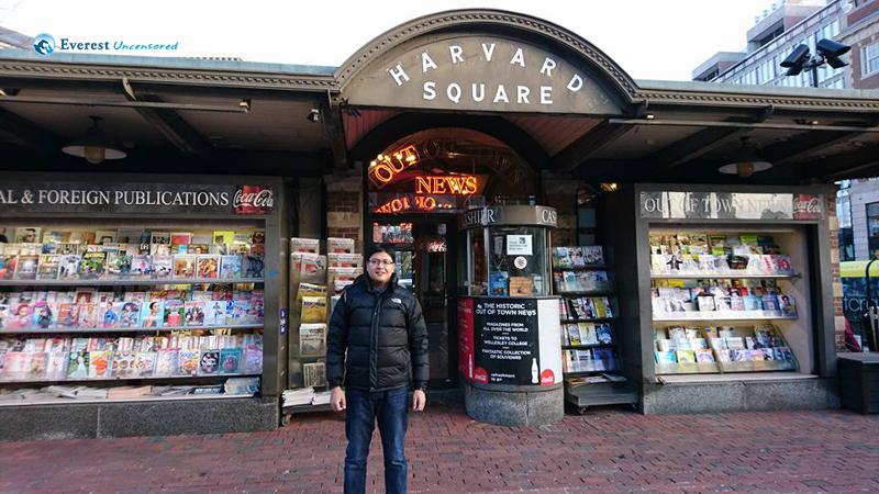 Hardvard Square