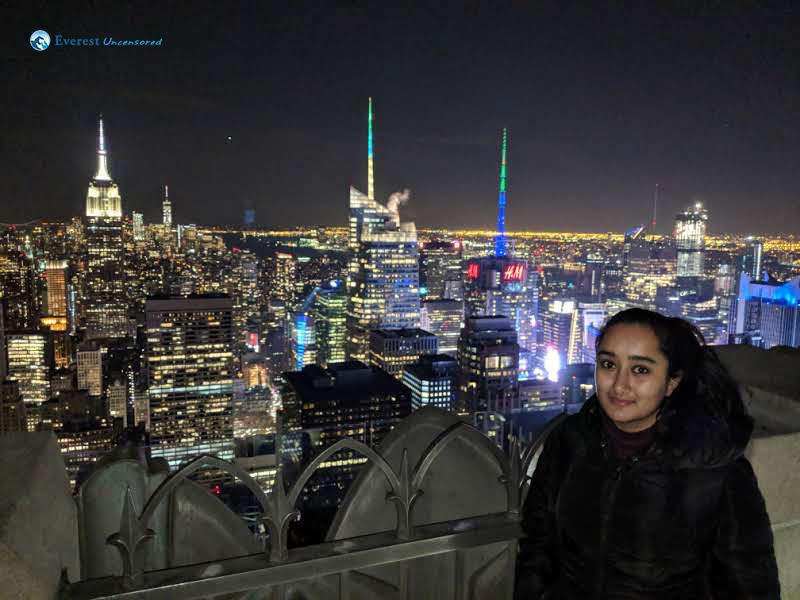 Skyline @ Rockefeller Centre