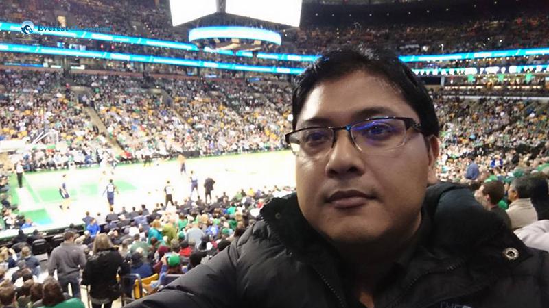 TD Garden - Celtics Vs Mavericks
