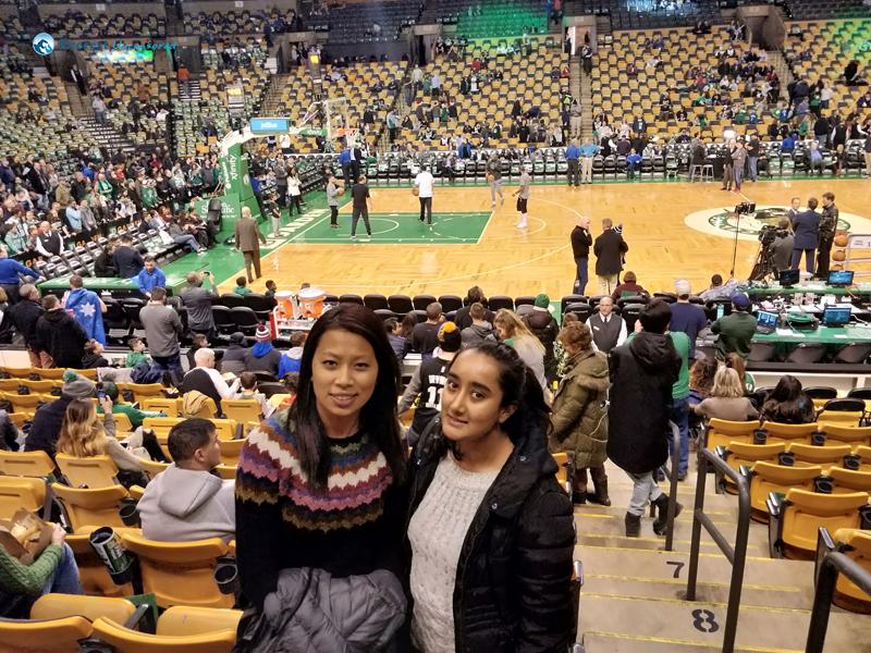 TD Garden #CelticsVsUtahJazz