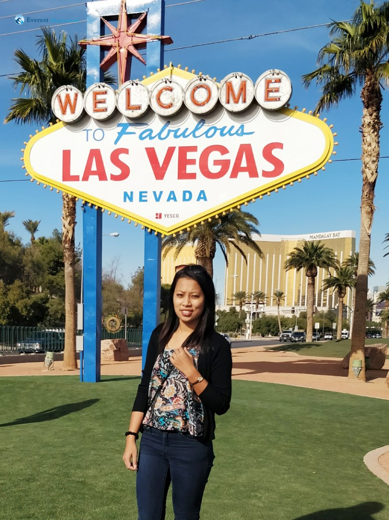 Welcome to Fabulous, Las Vegas - Nevada