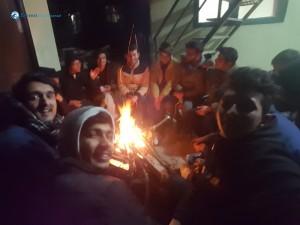 11. Bonfire