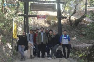17. Sundarijal