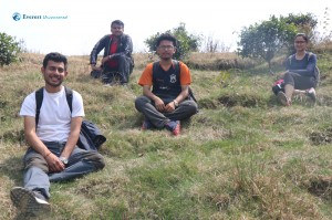 20. Late hiker