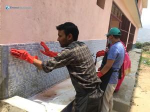 10. Helping hands