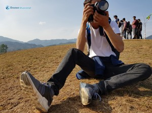 18. Official Hiking Photographer