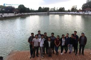 50.the last photo at Siddha Pokhari