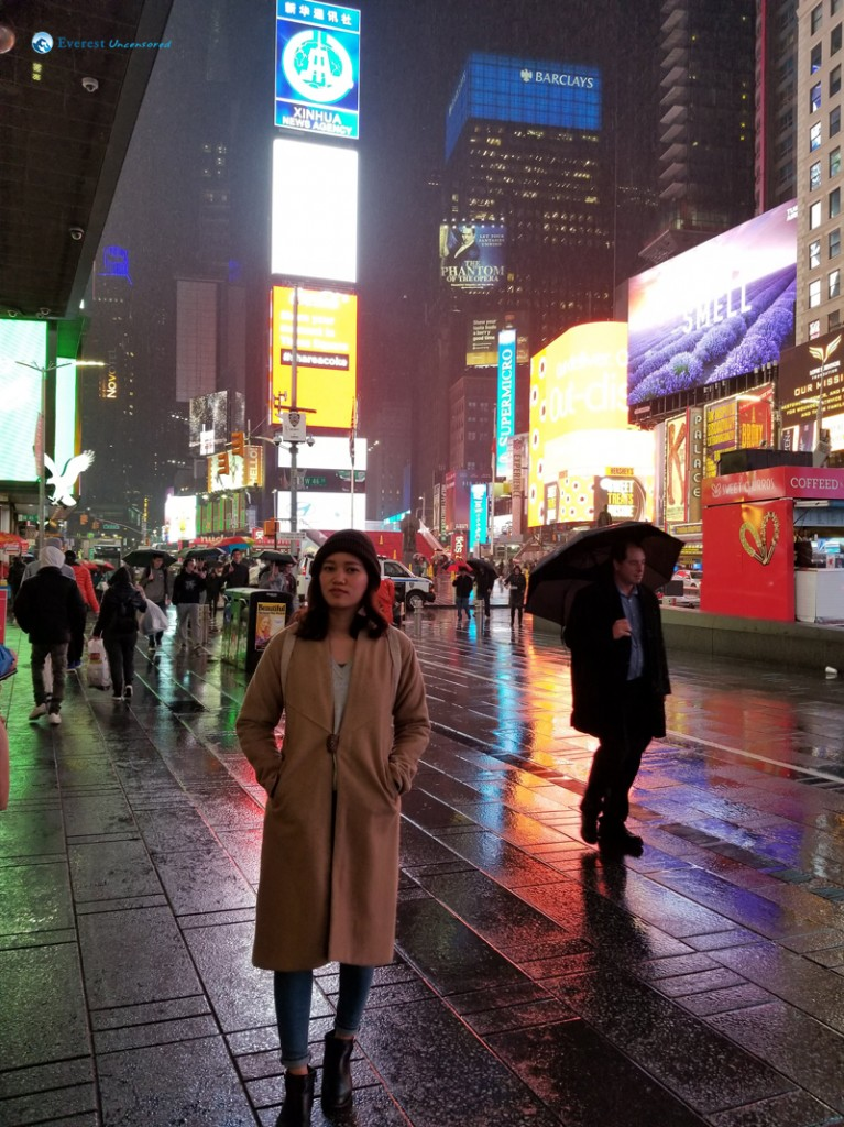 7. Times Square