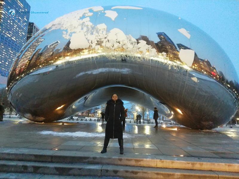 7. Cloud Gate, Chicago
