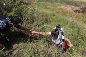7. Generous helping hand