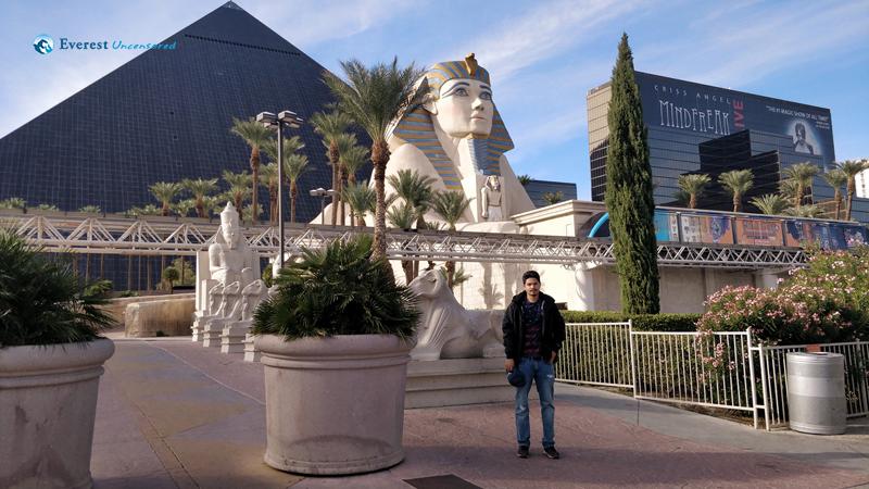 Luxor Casino, Las Vegas