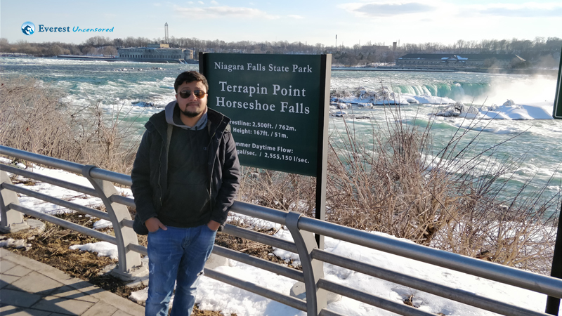 Niagara Falls State Park, NY