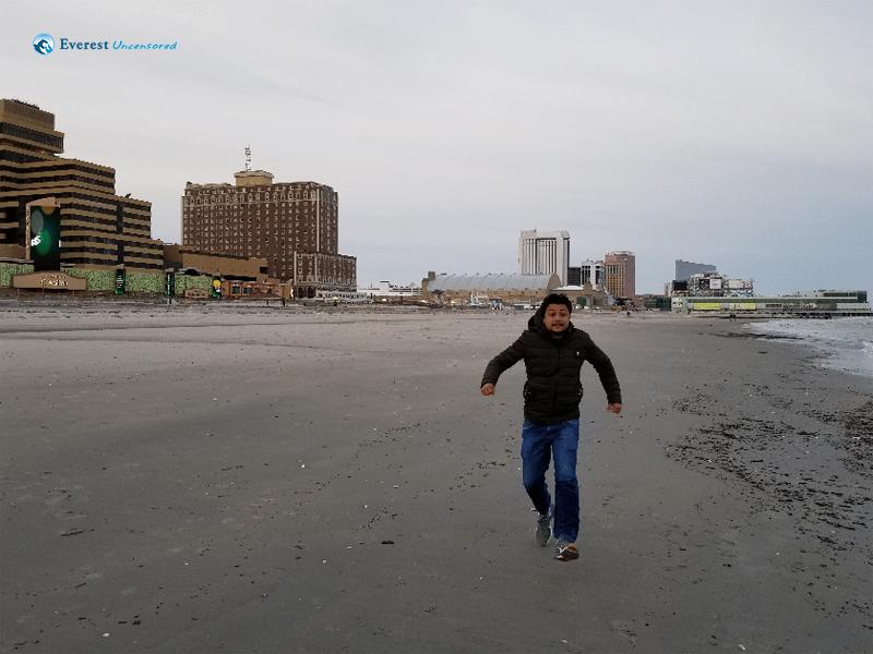 Trip to Atlantic City