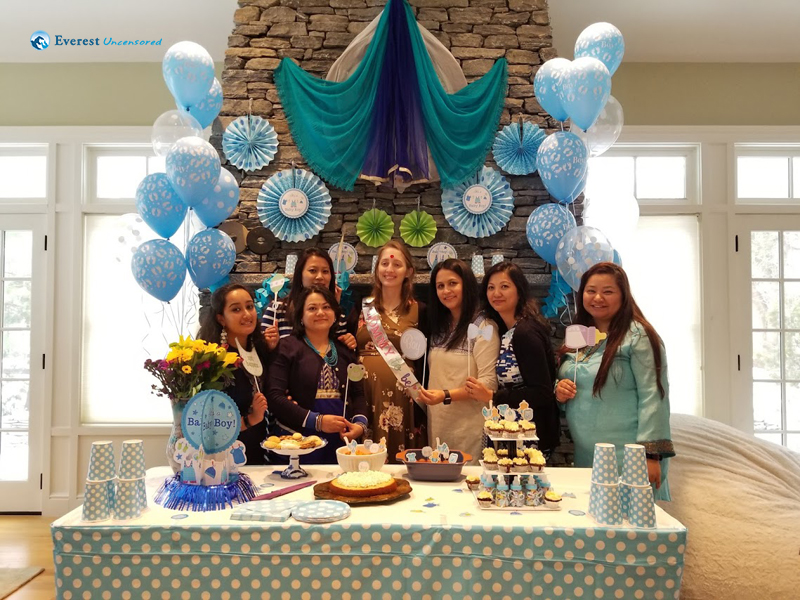 Zoey's Baby Shower