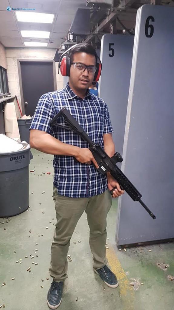 Shooting Range in Houston Texas