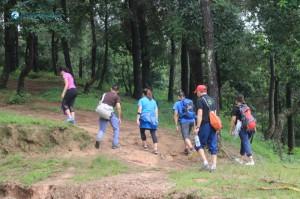 11. The uphill climb