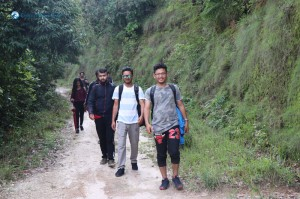 12. hiking for life