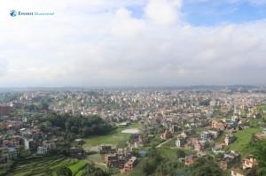 2. Kathmandu sahara herda lagcha rahara