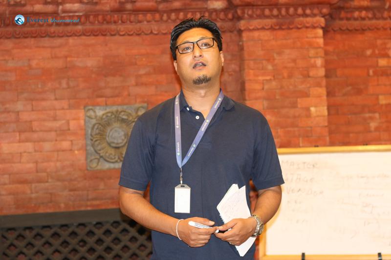 5. Ashish Shrestha