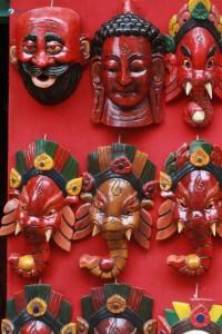 5. Handmade Masks for sale 44m