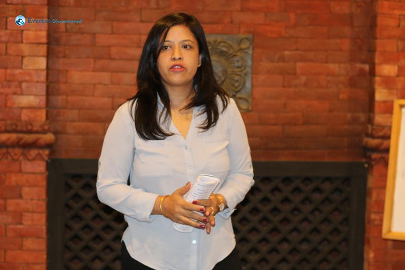 8. Ekta Shrestha
