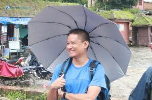 9. Deerwalk VP - Asia Operations smiling