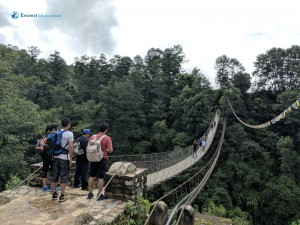 9. The Hanging Bridge of Balthali