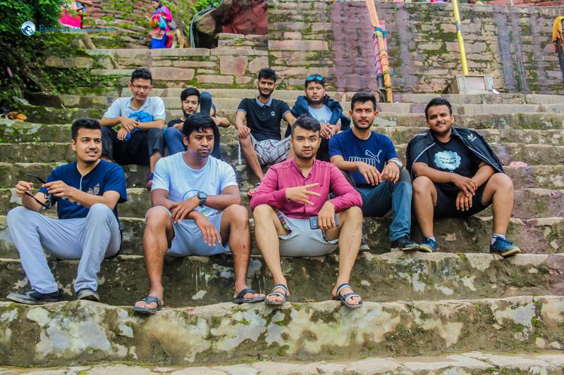 12. hike squad