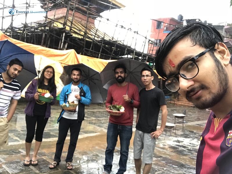 26. Dharmik Selfie