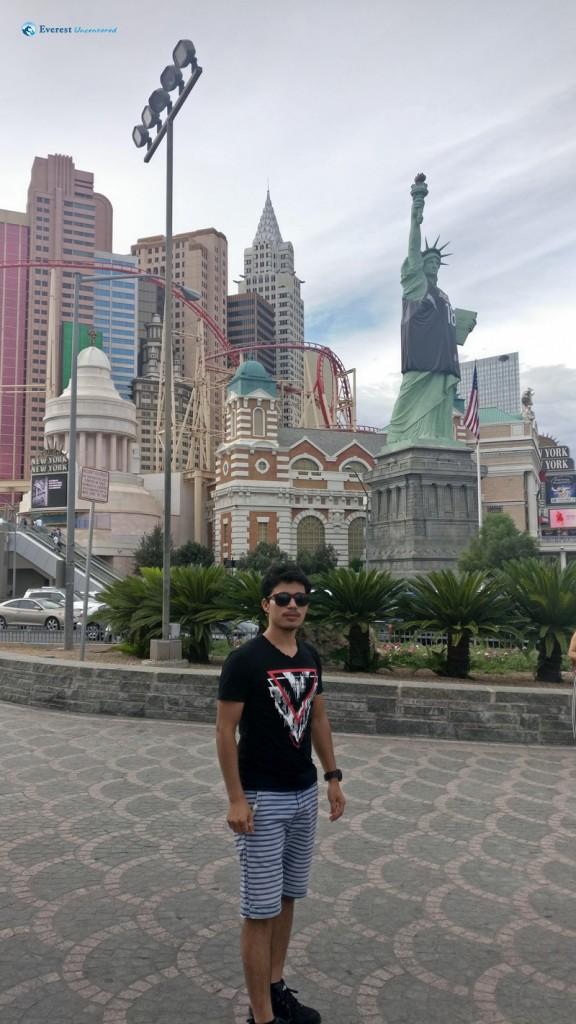 NYC in Vegas