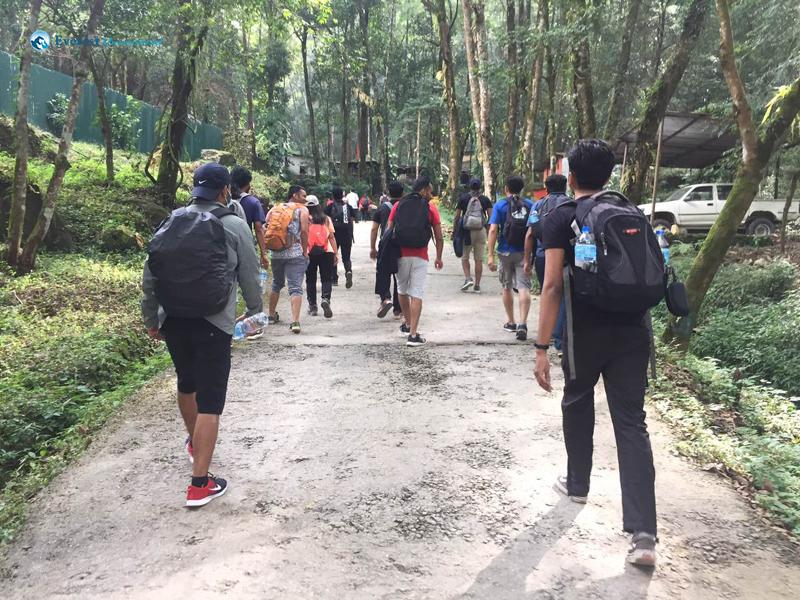13.Lets Walk