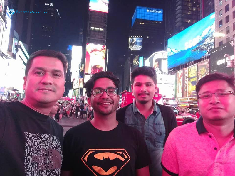 Time Square NewYork