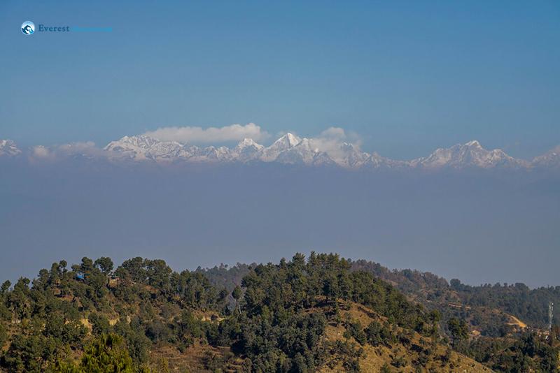 12. Langtang Himalayas Range