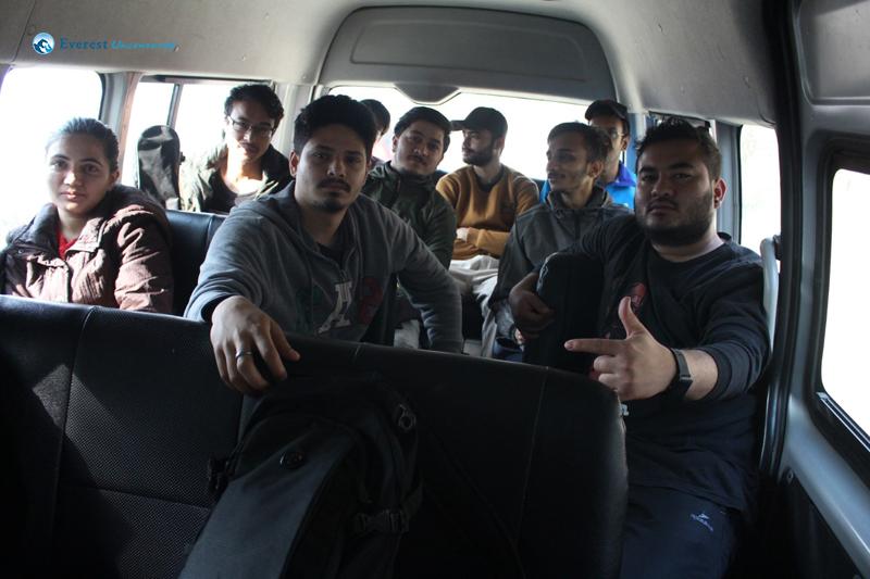 1. On The Way To Sundarijal