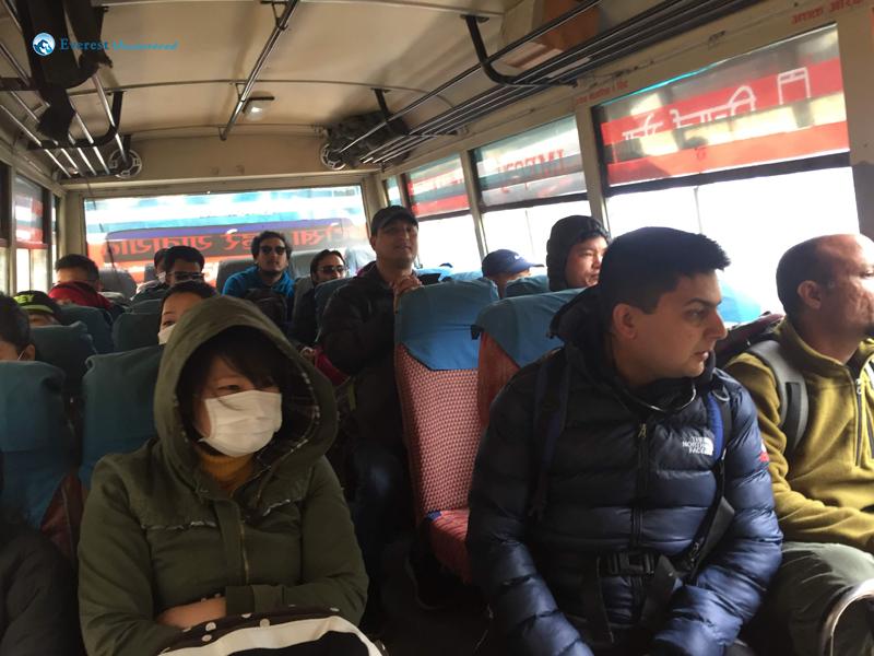 1. Public Transport