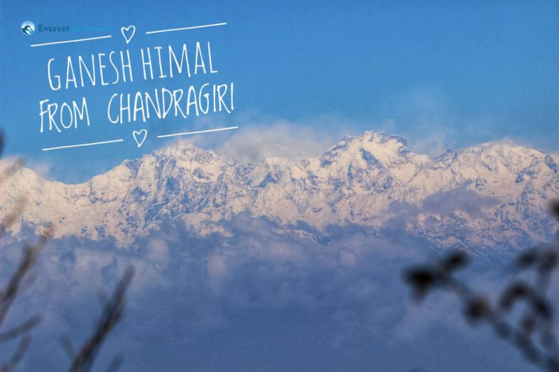 10 Ganesh Himal From Chandragiri