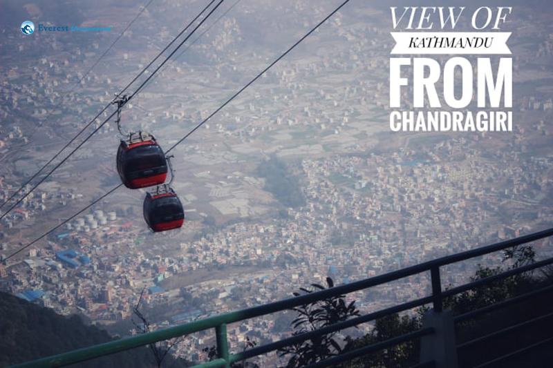 11 View Of Kathmandu From Chandragiri