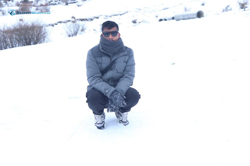 13. Snow Snow