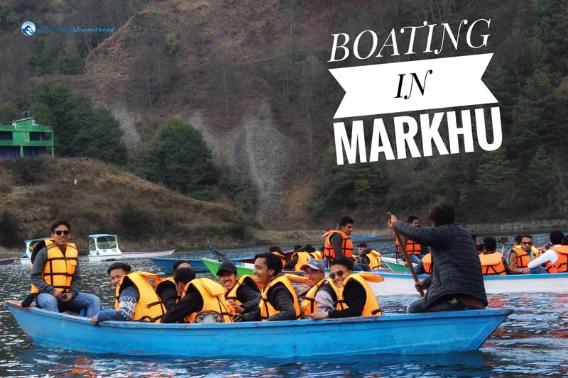 2 Boating In Markhu