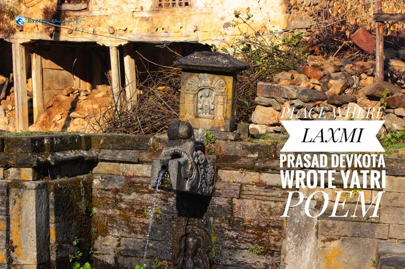 6 Place Where Laxmi Prasad Devkota Wrote The Famous Yatri Poem