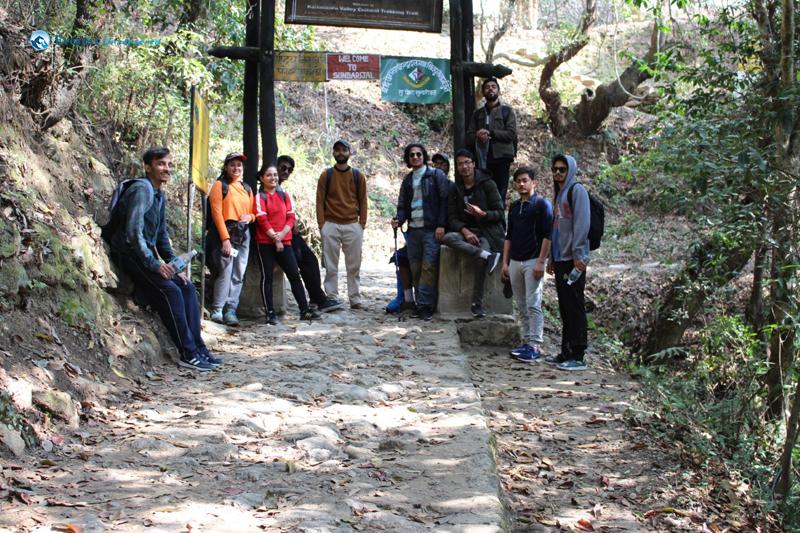 9. We Enter The National Park Proper