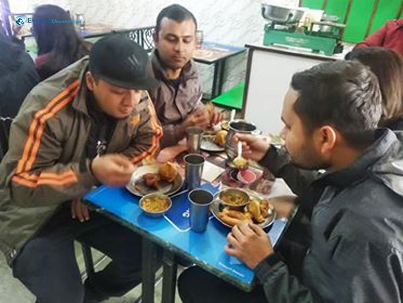 2 Breakfast At Machhapokhari