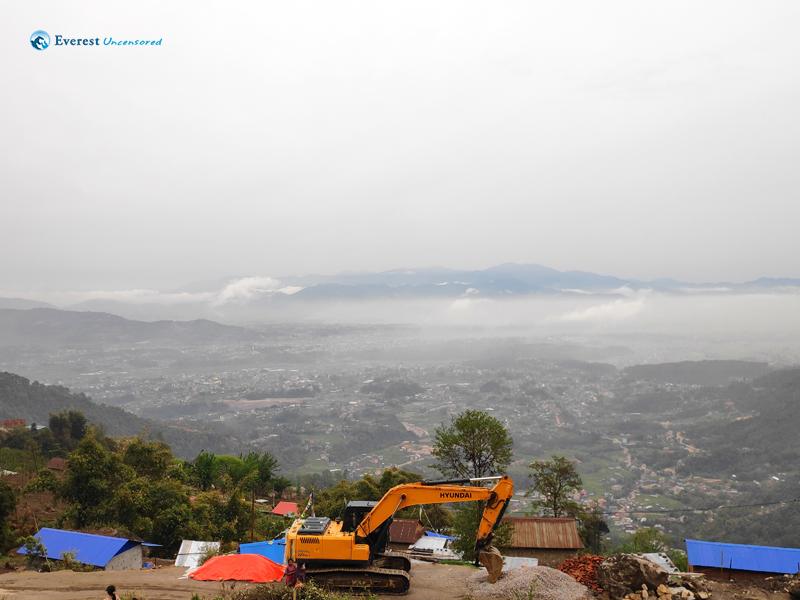 28.the Quite Yet Loud Kathmandu Valley