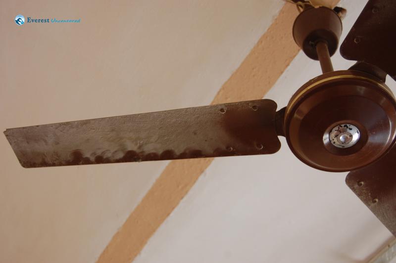 9. Dust In The Fan.