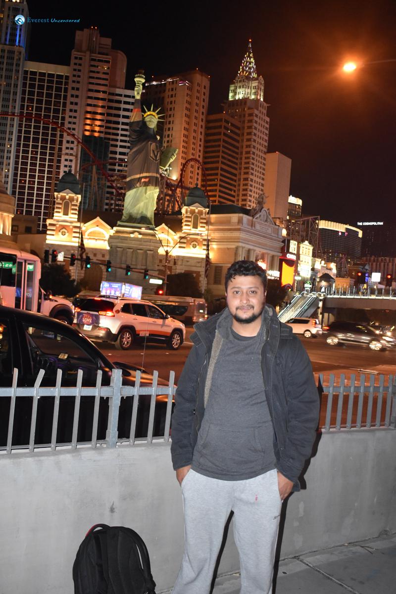 Roaming Around Las Vegas Strip