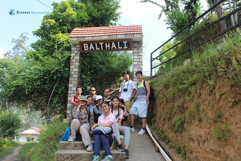 16. Bye Bye Balthali
