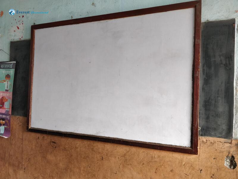 16.definitely A Whiteboard