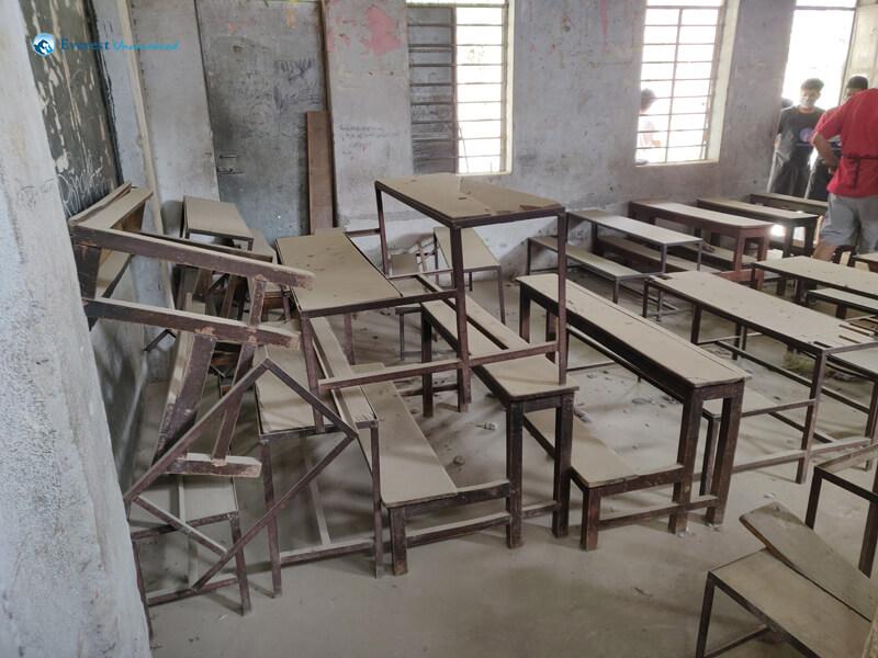 28.the Forbidden Classroom