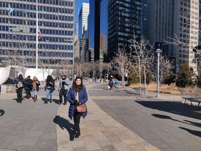 A Click At Newyork Street